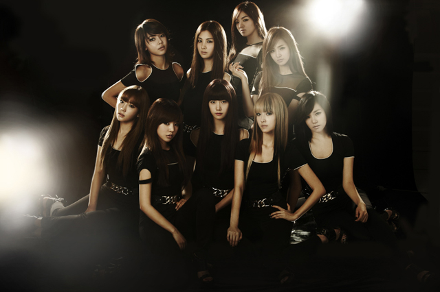 SNSD Korean Kpop girl group concepts Run Devil Run Girl's Generation