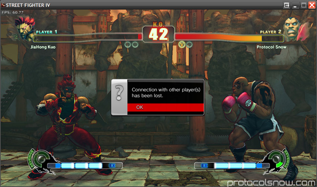 Street Fighter 4 sf4 ragequit rage quitters sore losers xbox 360 live windows pc
