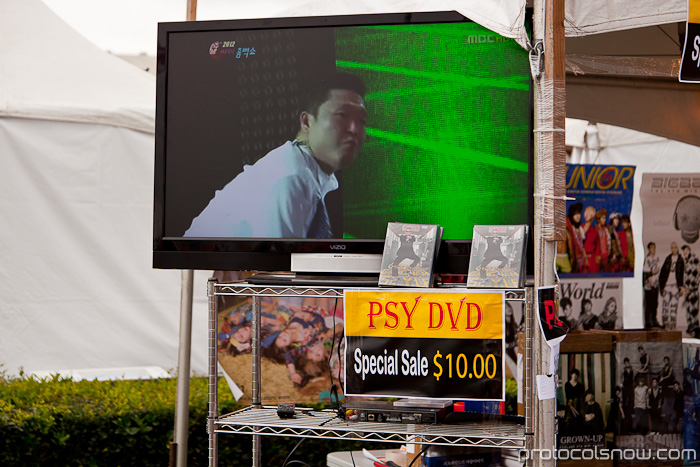 626 Night Market Arcadia San Gabriel Valley Taiwanese Asian Psy Gangnam style concert DVD