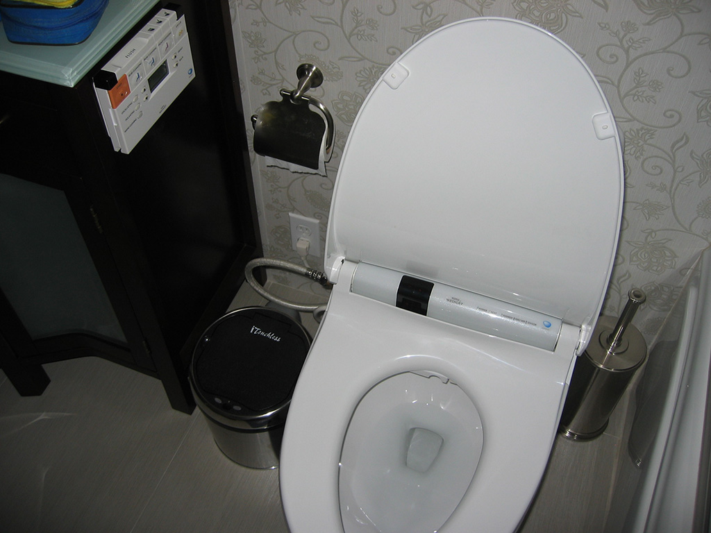 Toto Washlet Japanese fancy toilet bidet